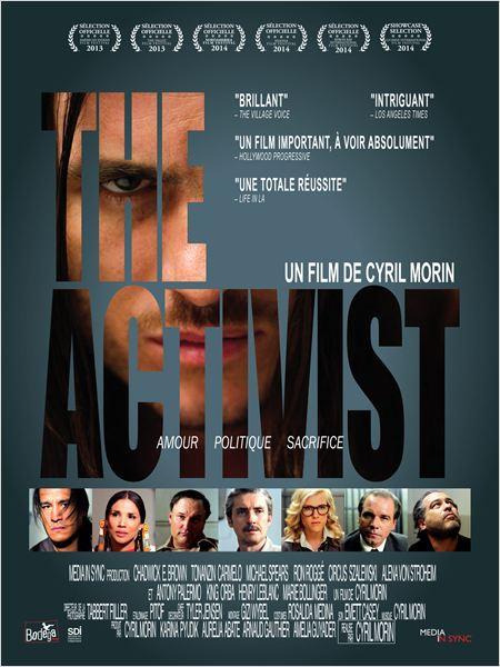 The Activist : Affiche