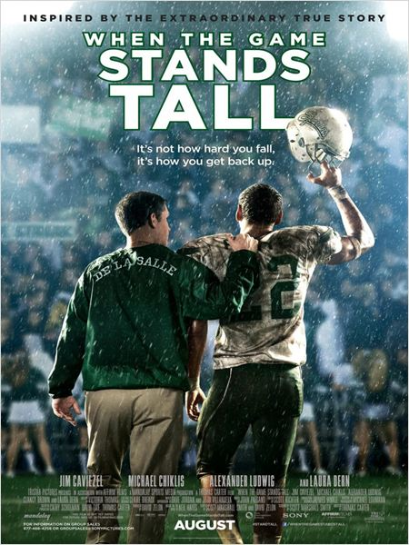 When The Game Stands Tall [DVDRIP-FRENCH]