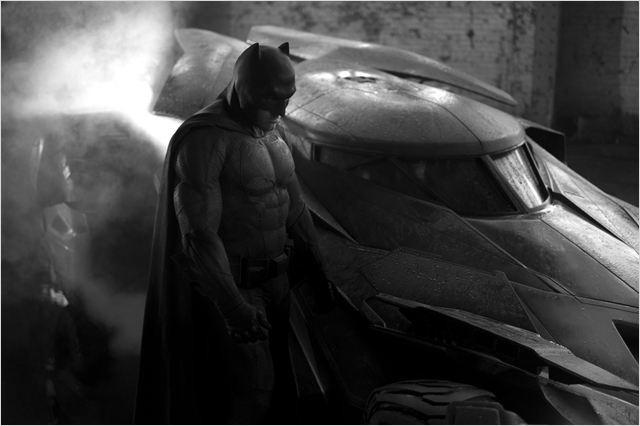 Batman v Superman: Dawn Of Justice : Photo Ben Affleck