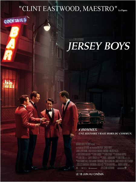 Telecharger Jersey Boys TRUEFRENCH BDRIP Gratuitement