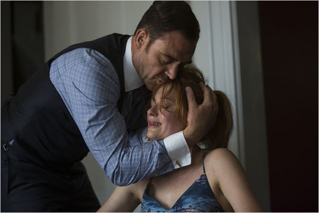 Equalizer : Photo Haley Bennett, Marton Csokas