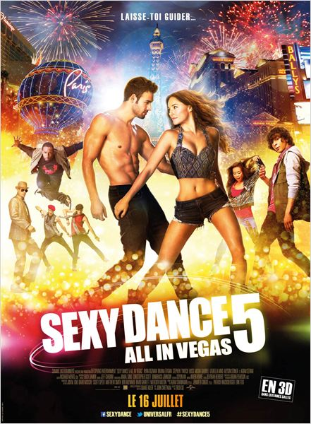 Telecharger Sexy Dance 5 - All In Vegas TRUEFRENCH HDRIP MD Gratuitement