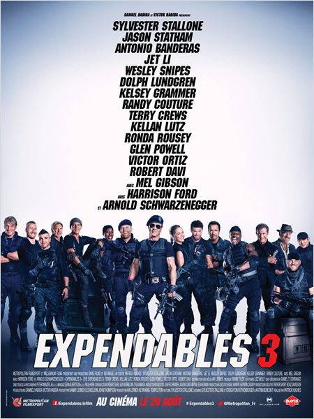 Expendables 3 [DVDSCR-LD-FRENCH]
