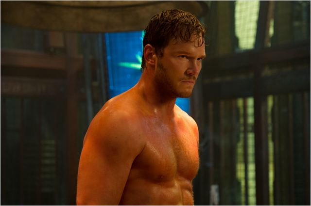Les Gardiens de la Galaxie : Photo Chris Pratt