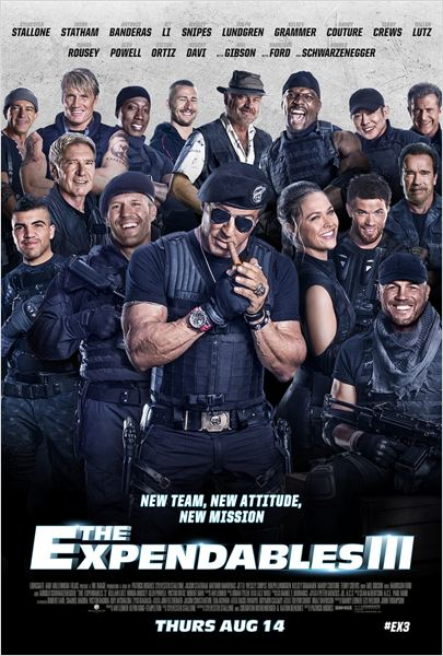Expendables 3 DVDRIP