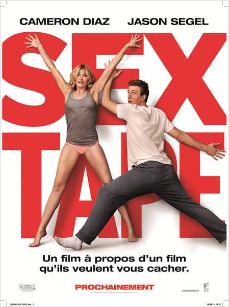 Sex Tape [BDRiP AC3][MULTI]