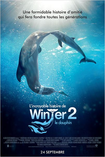 Telecharger L'Incroyable Histoire de Winter le dauphin 2 FRENCH BDRIP Gratuitement
