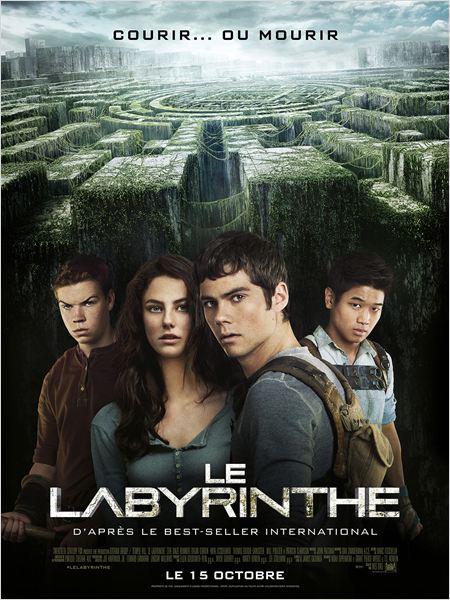 Le Labyrinthe : Affiche