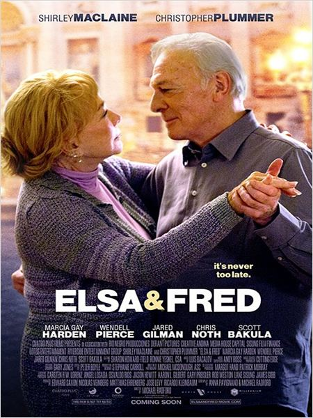 Elsa & Fred [DVDRiP] [MULTI]