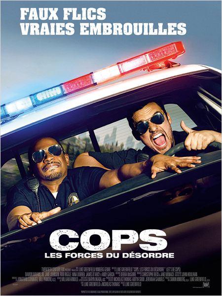 Cops - Les Forces du désordre ddl