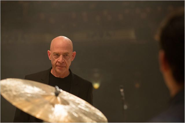 Whiplash : Photo J.K. Simmons, Miles Teller