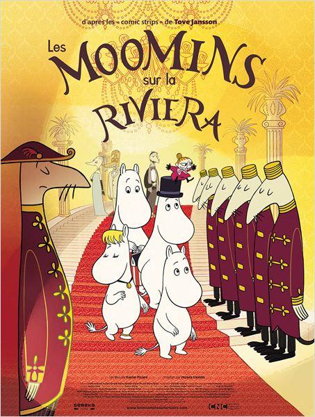 Les Moomins sur la Riviera DVDRIP