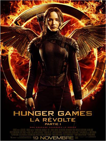 Hunger Games - La Révolte : Partie 1 [BRRiP] [MULTI]