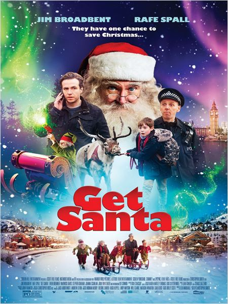 Regarder film Get Santa