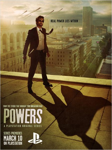 Powers (US) saison 2 en vo / vostfr