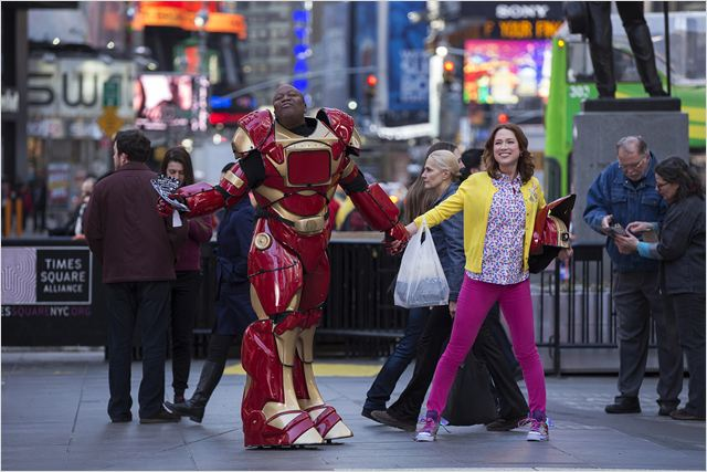 Photo Ellie Kemper, Tituss Burgess