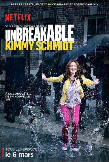 Unbreakable Kimmy Schmidt : Affiche