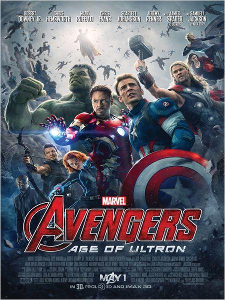Avengers L'ère d'Ultron : La critique dans cinema 340147