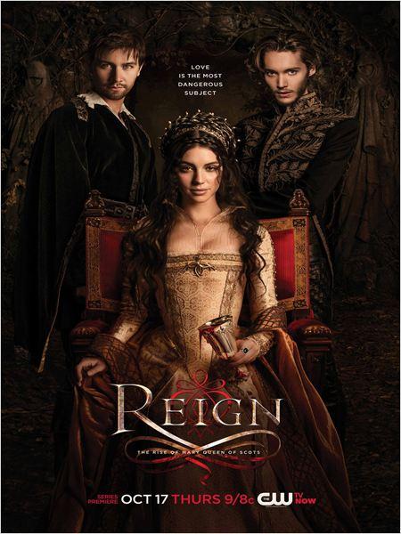 Reign : le destin d'une reine : Affiche