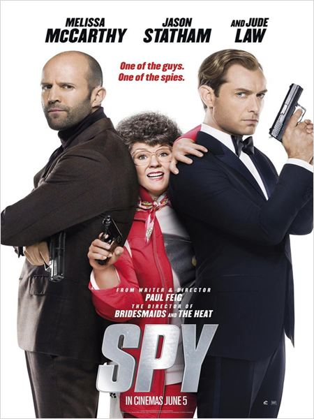 Spy en Truefrench