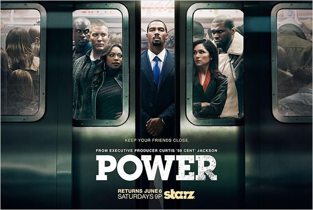 Power (2014) saison 2 en vostfr