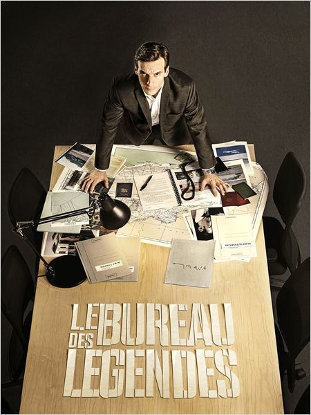 Le Bureau des légendes S01E08 FRENCH