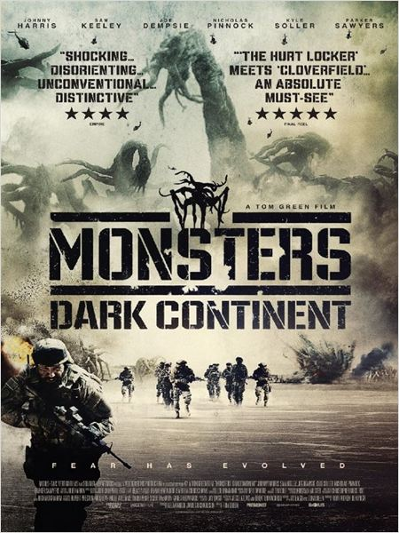 Regarder film Monsters: Dark Continent