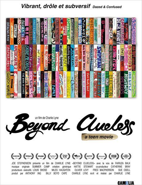 BEYOND CLUELESS affiche