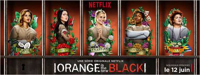 Orange Is The New Black saison 3 en français