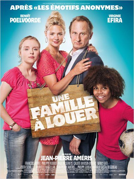 Une famille à louer : Affiche