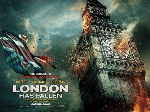 La Chute de Londres streaming