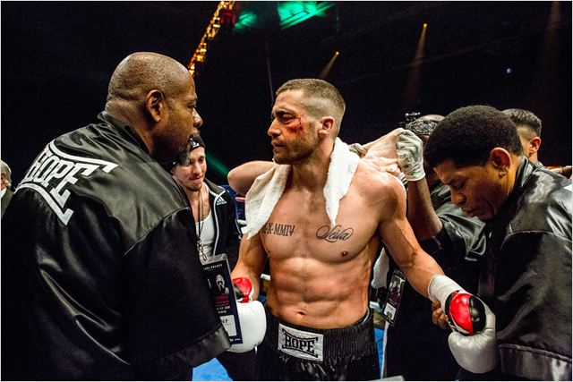 La Rage au ventre : Photo Forest Whitaker, Jake Gyllenhaal