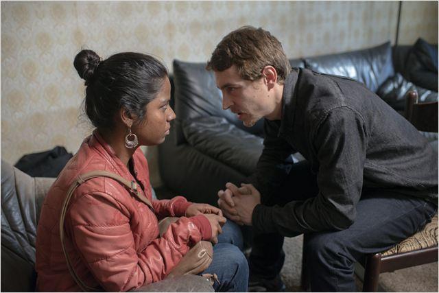 Dheepan - Kalieaswari Srinivasan et Vincent Rottiers