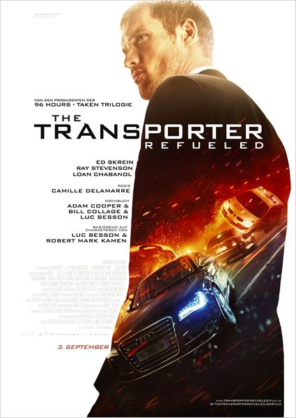 Le Transporteur – Héritage streaming