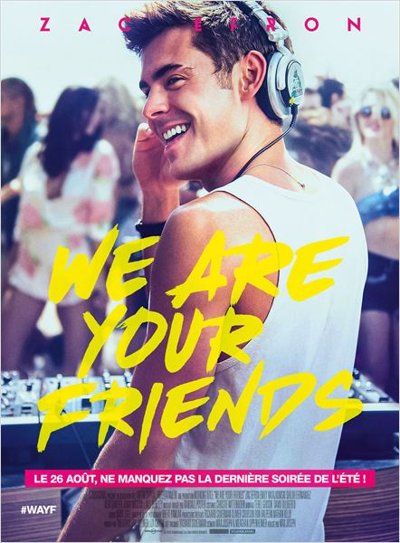 We Are Your Friends dvdrip