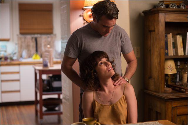 L'Homme irrationnel  Joaquin Phoenix, Parker Posey