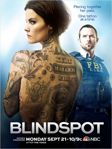 Blindspot SAISON 1 FRENCH