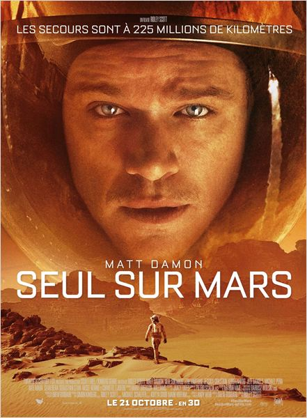 Seul sur Mars HDTS FRENCH MD