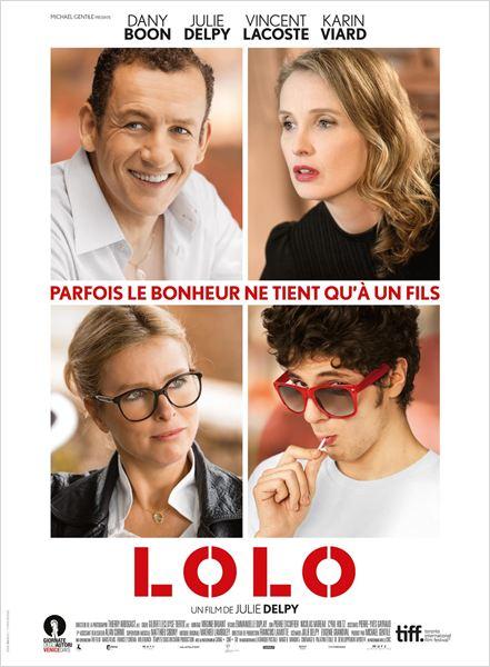 Lolo : Affiche