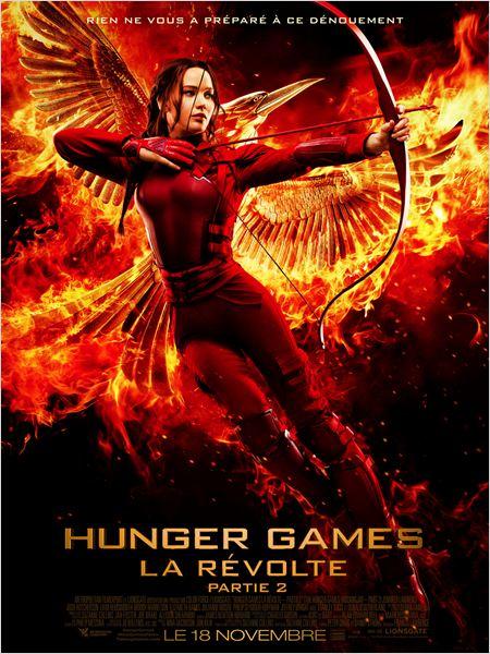 Hunger Games - La Révolte : Partie 2 : Affiche