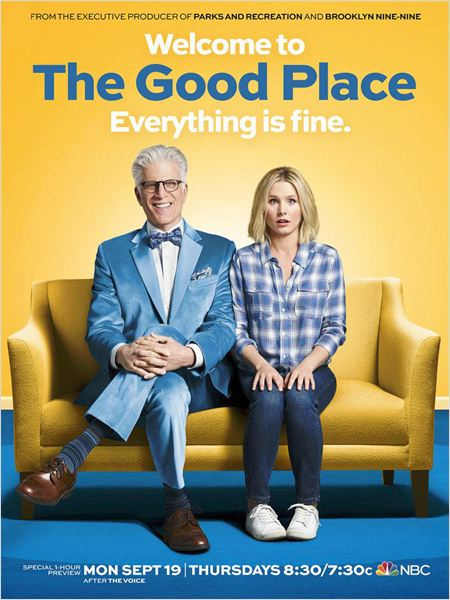 The Good Place : Affiche
