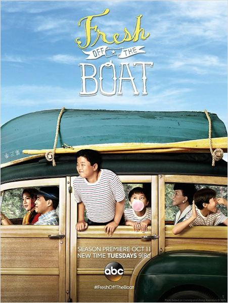 Fresh Off the Boat saison 3 en vo / vostfr