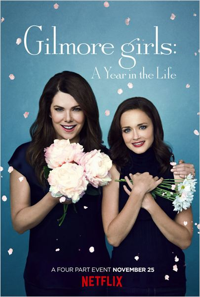 Gilmore Girls A Year In The Life saison 1 en vo / vostfr