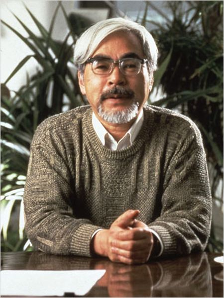 Affiche Hayao Miyazaki