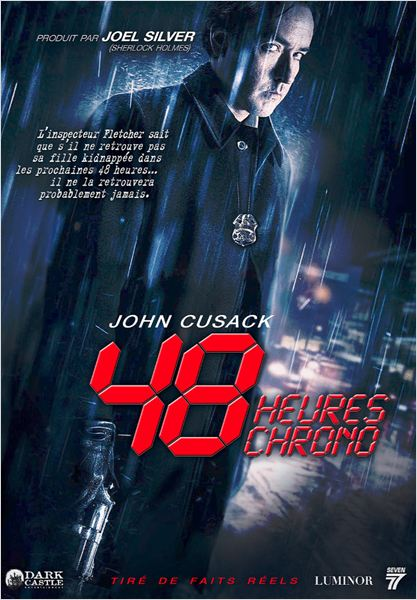 Affiche : 48 Heures chrono