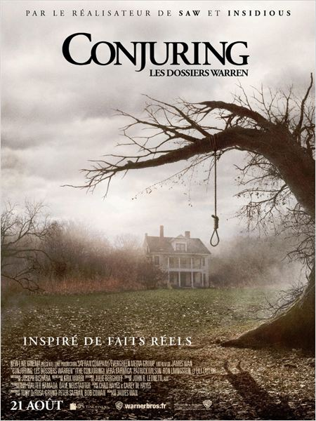 Telecharger Conjuring : Les dossiers Warren DVDRip French
