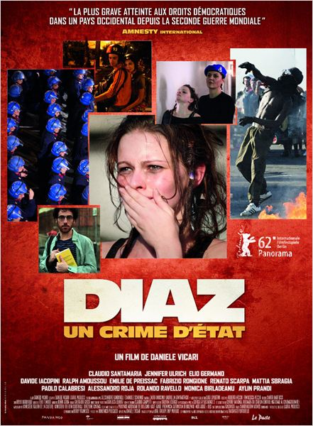 Diaz - Un crime d&#039;tat [VOSTFR DVDRiP] 