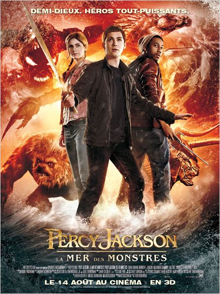 Percy Jackson : La mer des monstres |FRENCH| [BDRip]