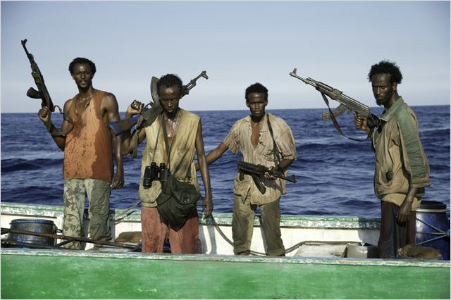 Capitaine Phillips : Photo Barkhad Abdi, Barkhad Addirahman, Faysal Ahmed, Mahat M. Ali
