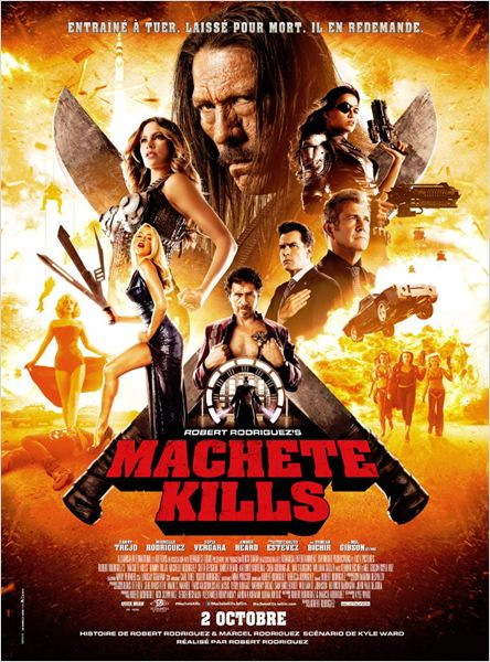 Machete Kills ddl